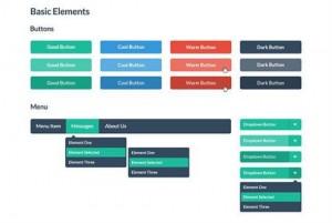 15 300x201 12 款最好的 Bootstrap 设计工具