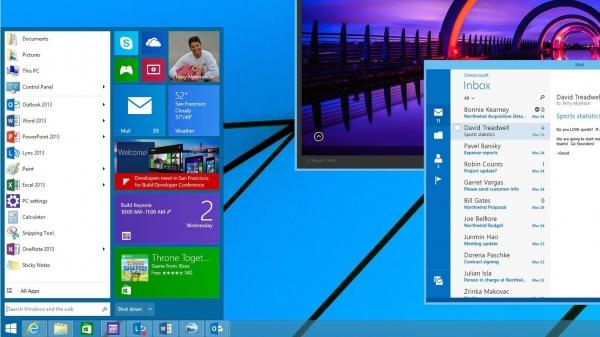 22073111 FKvJ 因政府禁令 微软 Windows 9 将作出重大调整