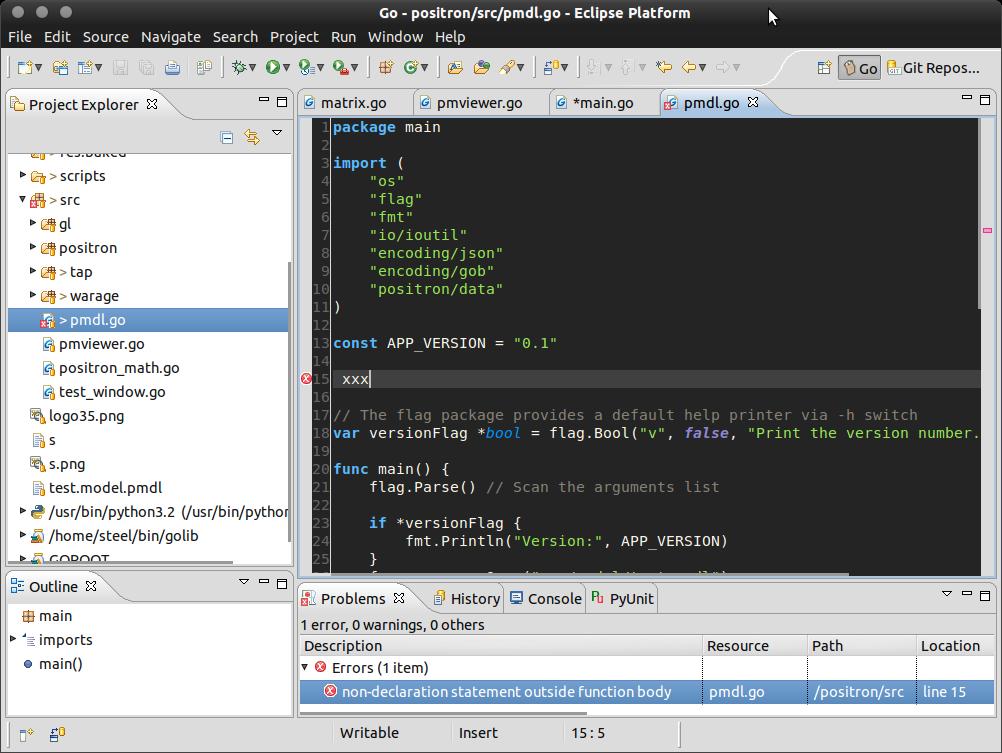 122 Eclipse Go插件 GoClipse  Eclipse Go插件下载