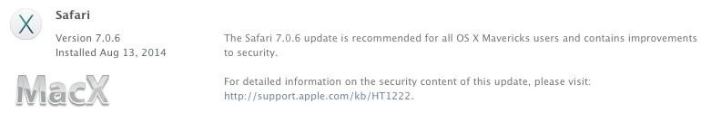 223 Safari 7.0.6 与 6.1.6 测试版发布下载