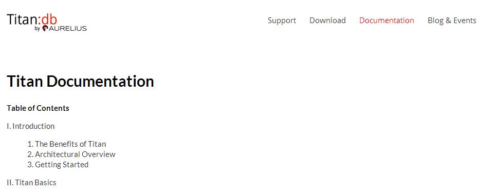 314 分布式图数据库    Titan 0.5.0 发布下载