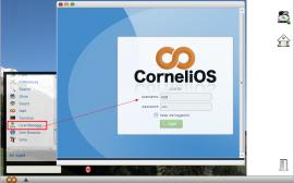 CorneliOS 4.9r22 发布下载 网络操作系统