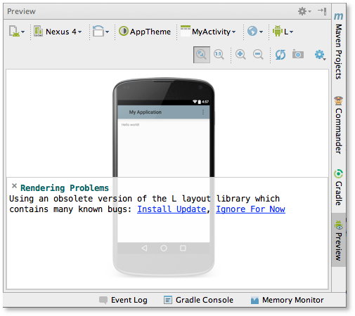 413 Android Studio 0.8.11 发布  Android Studio 0.8.11下载
