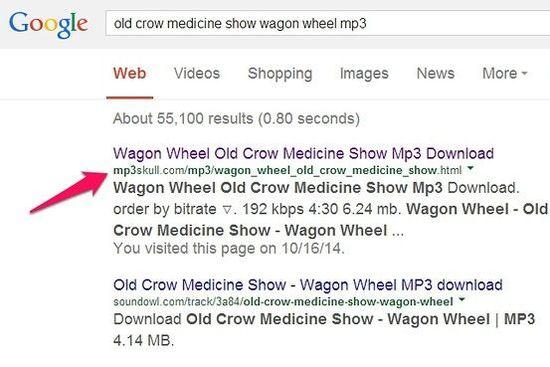 114 谷歌优化搜索算法 进一步打击盗版网站排名