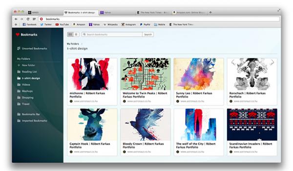 14 Opera 更美书签体验亮相,支持 Windows&Mac