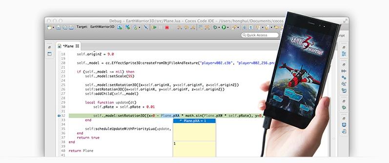 216 Cocos Code IDE 1.0.1 发布