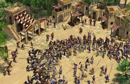 31 0 A.D. Alpha 17 Quercus发布下载 开源帝国时代游戏