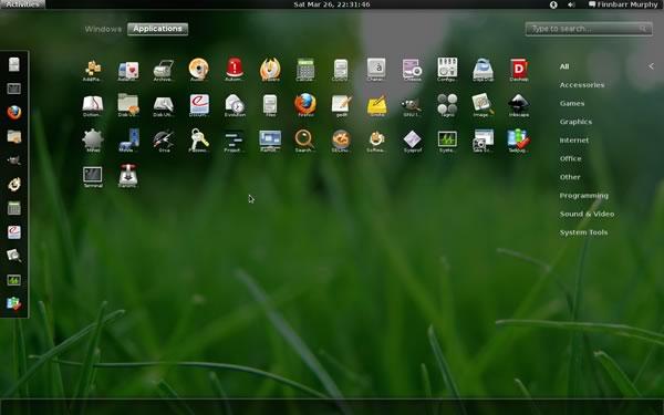 43 GNOME 3.14.1 发布  GNOME 3.14.1下载