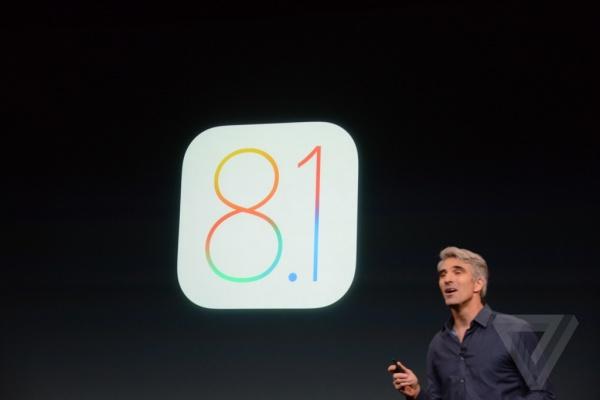 441 iOS 8.1 正式发布:周一更新,支持Apple Pay
