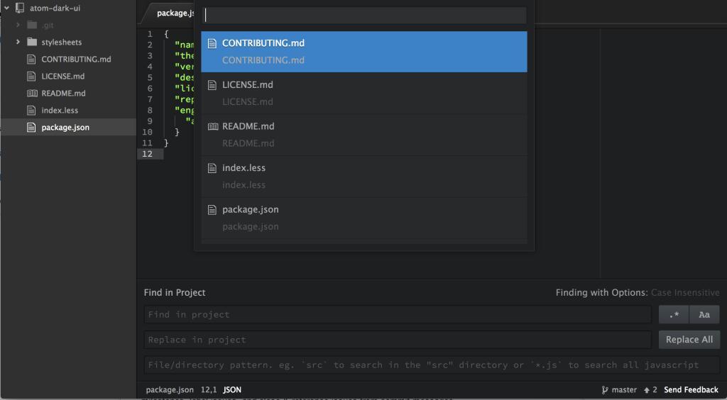 16 Github Atom 0.141.0 发布  Github Atom 0.141.0 下载