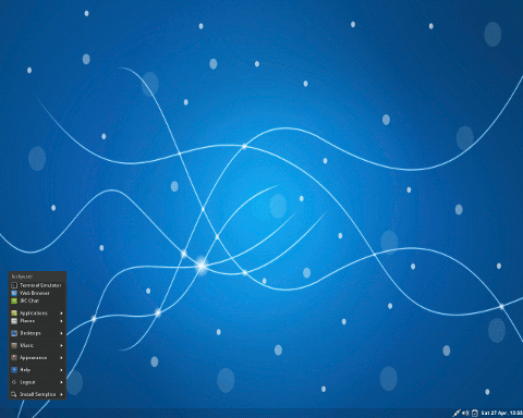 229 Semplice Linux 7 预览版发布  Semplice Linux 7下载