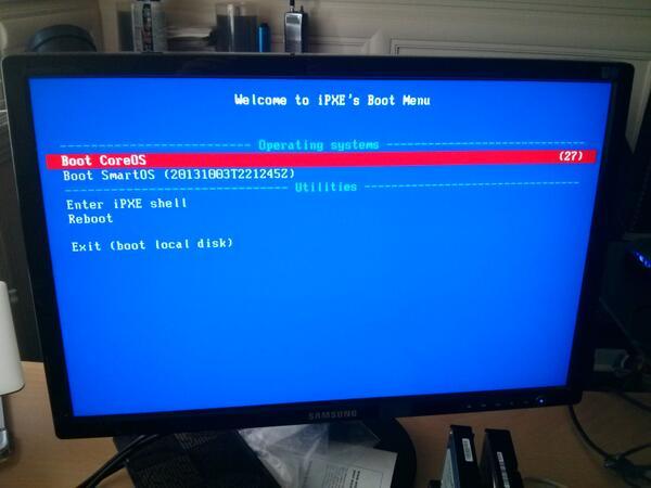 CoreOS1 CoreOS 522.2 Alpha 发布  CoreOS 522.2 Alpha下载
