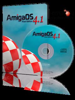 131 操作系统 AmigaOS 4.1 Final Edition 发布