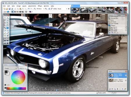 33 Paint.NET 4.0.5 发布  修复重要 BUG  Paint.NET 4.0.5下载