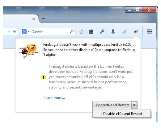 62 Firebug 2.0.7 发布  Firebug 2.0.7 下载