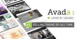 Avada v3.7.3 深度汉化企业类排名第一的强悍主题 1