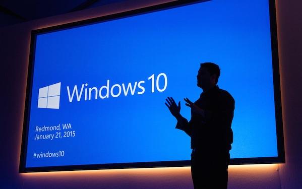 012 Windows 10 发布会:在沉默中爆发