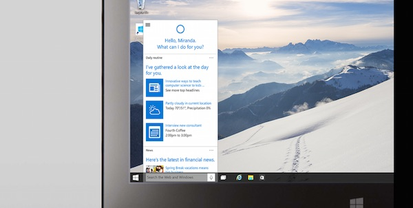 %name Windows 10 发布会:在沉默中爆发