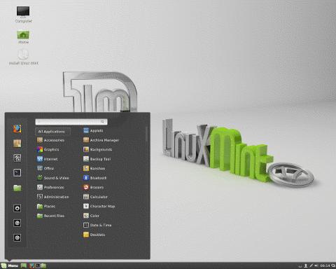 10 Linux Mint 17.1 KDE 发布