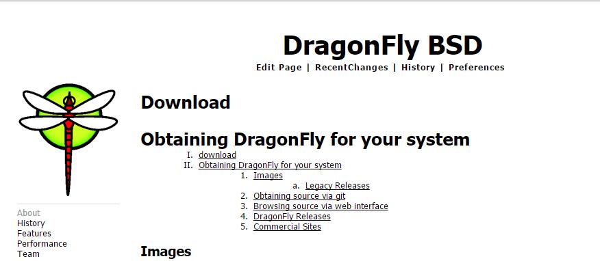 33 DragonFly BSD 4.0.2发布 BSD 系统