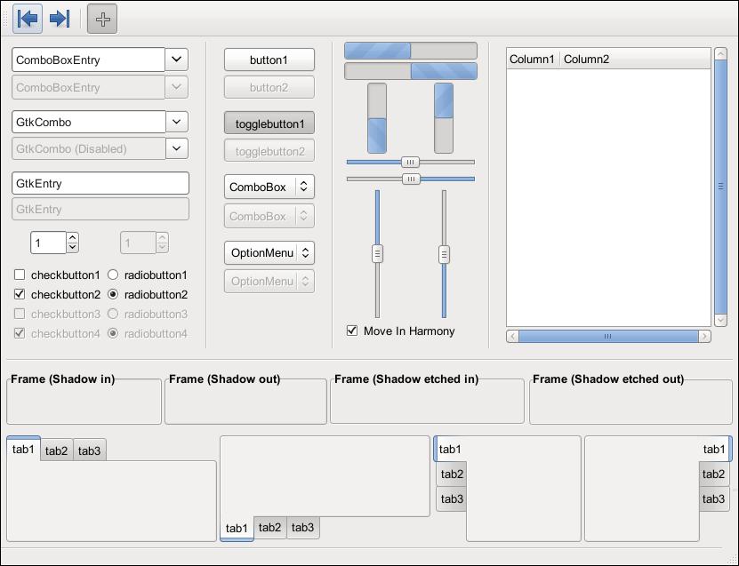 34 GTK+ 3.14.7 发布 GUI 开发工具包