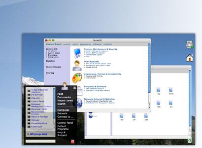 42 CorneliOS 5.0r13 发布 网络操作系统
