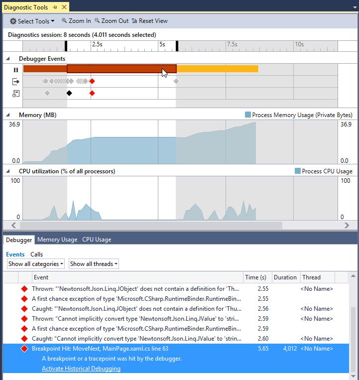 45 Visual Studio 2015 CTP 5 发布