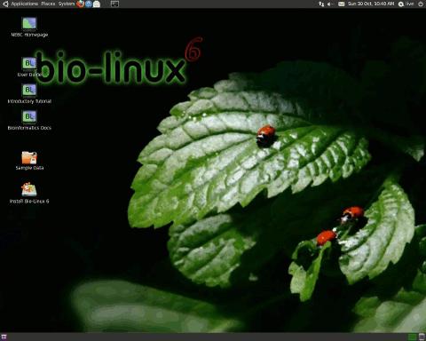 6 Bio Linux 8.0.5发布  生物分析工作站