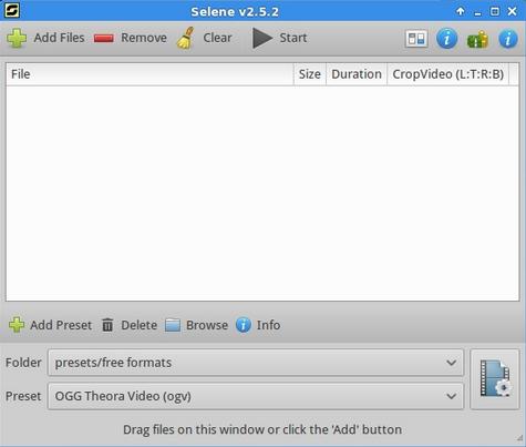 992 Selene 2.5 发布 开源视频转换工具