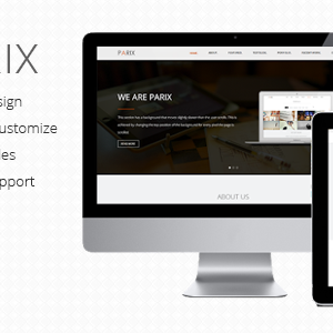 Parix-Themeforest