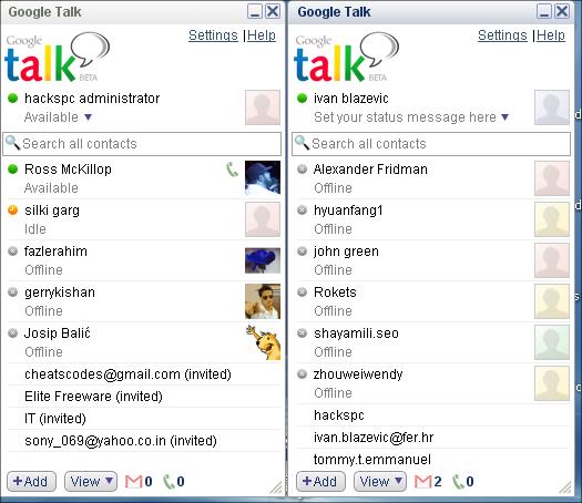 131 Google Talk 下周停止服务