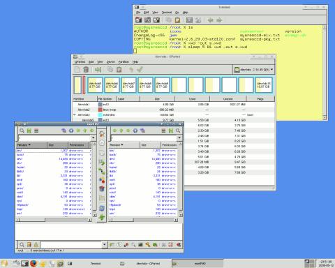 15094931 4DfR SystemRescueCd x86 4.5.0 发布  系统修复工具