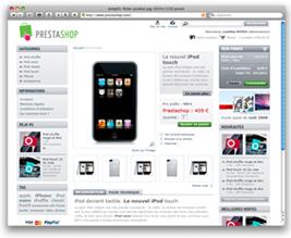29 PrestaShop 1.6.0.11发布 网上购物系统