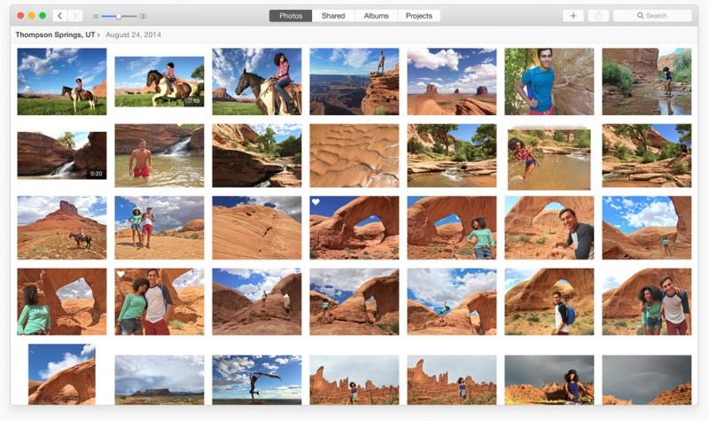 33 苹果发布 OS X 10.10.3 beta 全新 Photos 应用