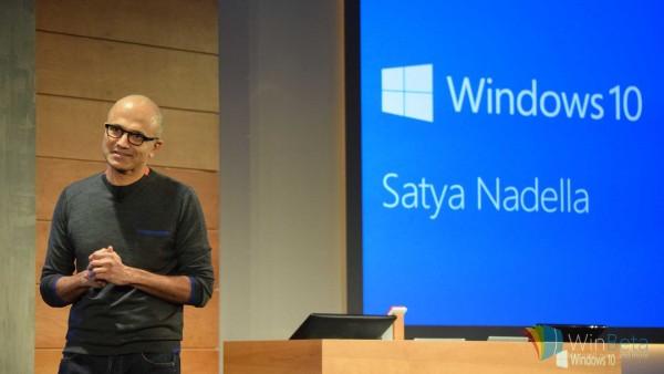 34 微软 CEO:微软绝对会将 WP 平台进行到底