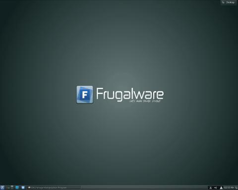 Frugalware Linux Frugalware Linux 2.0 发布 桌面 Linux 发行