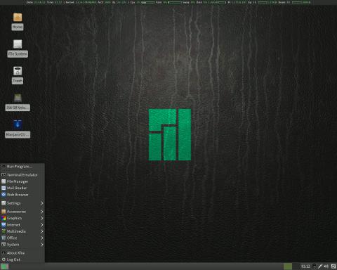 Manjaro Linux Manjaro Linux 0.8.12 发布
