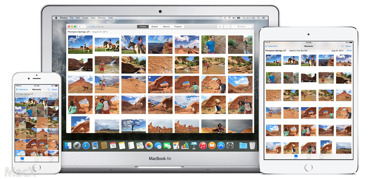 03071525 0qrU Mac OS X 10.10.3公测版发布 包含全新照片应用