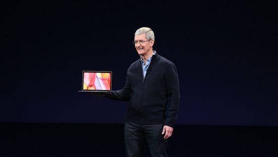 10071420 MYWD 苹果发布 12 英寸 Macbook、金表售价超12万元