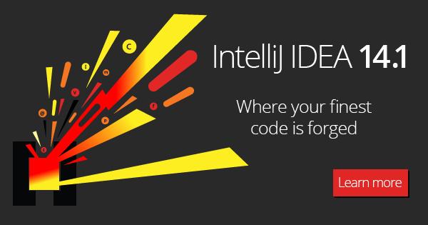 51 IntelliJ IDEA 14.1 发布 支持 Docker