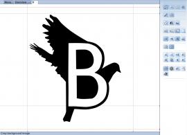 Birdfont 2.1 发布 字体编辑器