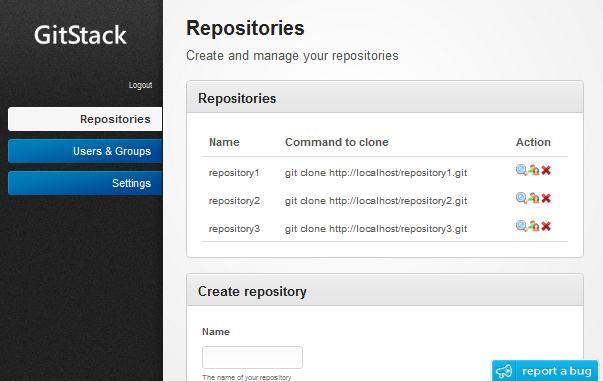 GitStack GitStack 2.3.7 发布 Windows 的 Git 服务器