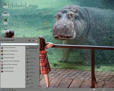 MakuluLinux Makulu Linux 8.0 Cinnamon 发布