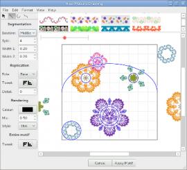 Mutiara 0.13.1 发布 复杂图案设计工具