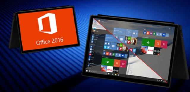Office 微软发布 Office 2016 IT Pro 和开发者预览版