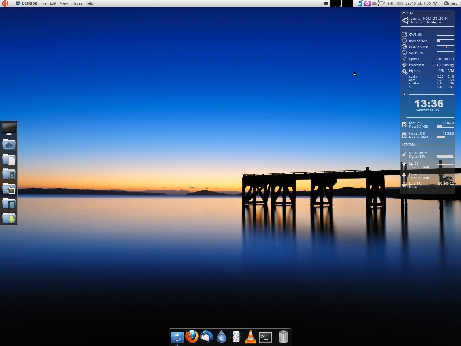 Pinguy OS Pinguy OS 14.04.2 发布 重新定制的Ubuntu