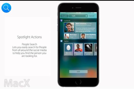 iOS 9 iOS 9 概念渲染视频欣赏 多项功能得到优化和增强