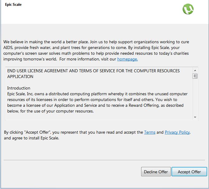 uTorrent uTorrent 被发现悄悄安装挖矿程序 BitTorrent 公司否认