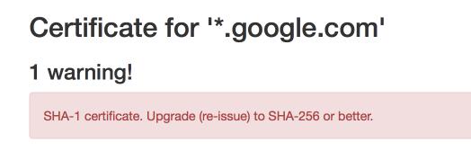 082009 XUao 5189 Google Chrome 对 HTTPS 的双重标准?