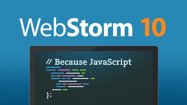 11 WebStorm 10 发布 支持 TypeScript 1.4